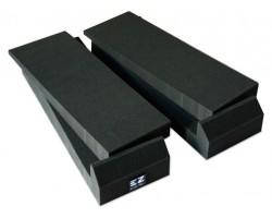 Universal Vibro-Pads (4 pcs. für 2 Speaker)_1030