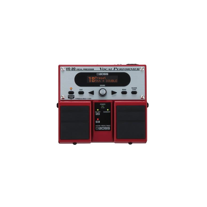 Boss VE-20 Vocal Processor_1031