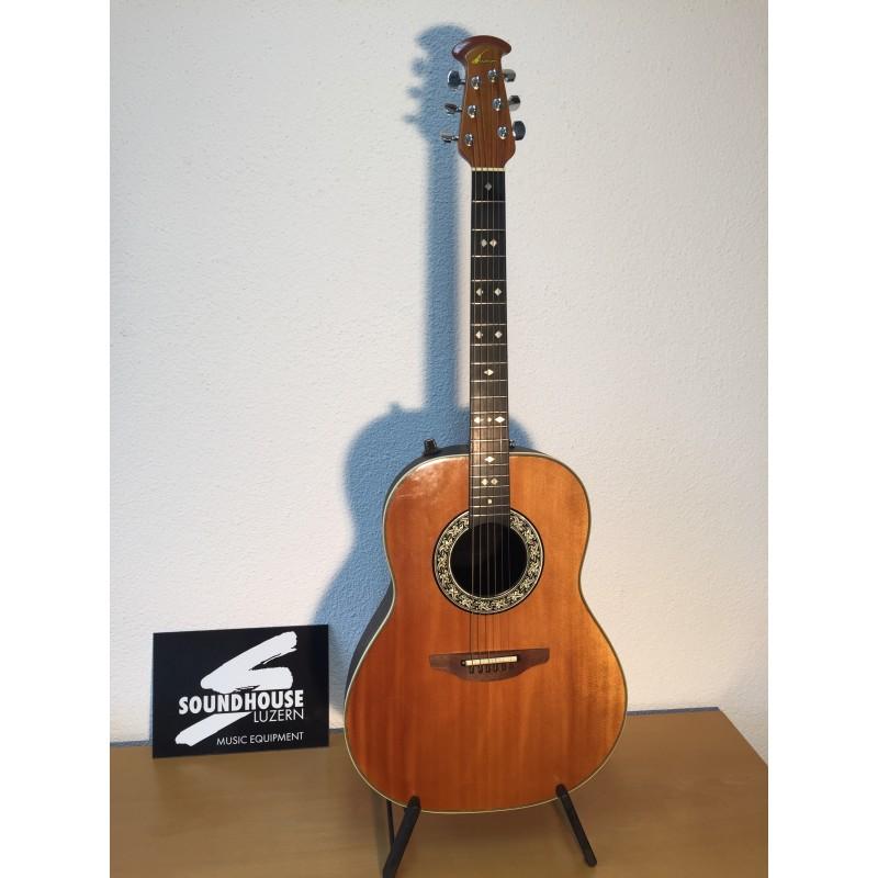 Ovation Acoustic Vintage Gitarre mit Koffer Occ._1034