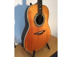 Ovation Acoustic Vintage Gitarre mit Koffer Occ._1036
