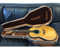 Ovation Acoustic Vintage Gitarre mit Koffer_1037