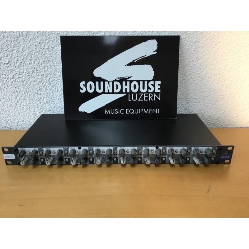 Apex Audio dBG-8 Eight Channel Gate Occasion_1049