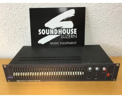 """ Apex Audio GX - 130 Equalizer Occasion_1055"