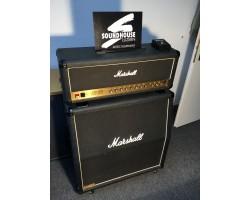 "Marshall JCM800 Head & 4x12"" JCM800 Box Occasion_1076"