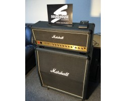 "Marshall JCM800 Head & 4x12"" JCM800 Box Occasion_1077"
