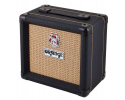 Orange PPC108-BLK Guitar Cabinet Black_1080