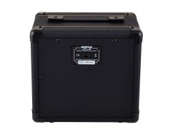 Orange PPC108-BLK Guitar Cabinet Black_1081