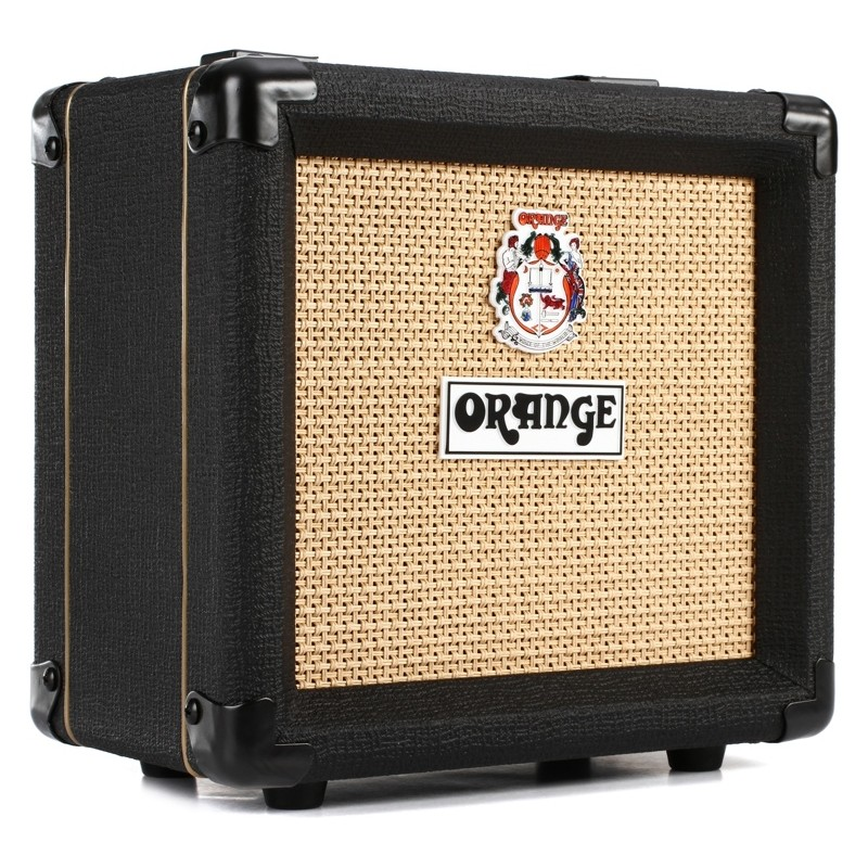 Orange PPC108-BLK Guitar Cabinet Black_1082