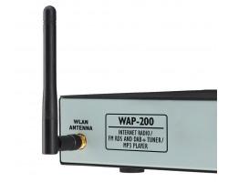 Monacor WAP-200 Internetradio, FM-RDS-DAB+ Tuner_1175