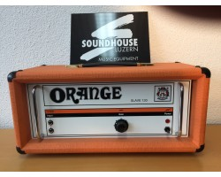 Orange Slave 120 Unit Head Guitar Amp_1201