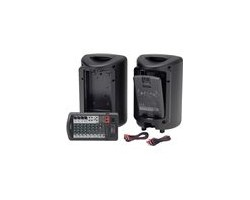 Yamaha Stagepas600BT Portable PA System Bluetooth_1214