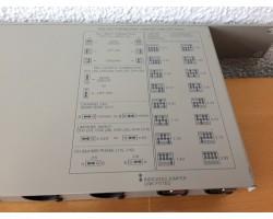 Martin Audio AQX System Controller,Freq. Occ._1238