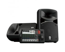 Yamaha Stagepas400BT Portable PA System Bluetooth_1290