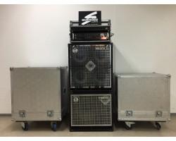 SWR Komplette Bassanlage 500W mit FL. Case Occ._1354