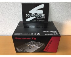 Pioneer DJM-250MK2 DJ-Mixer_1367