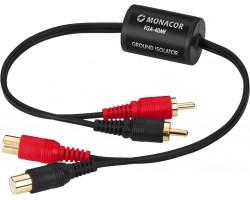 Monacor FGA-40MF Massefilter, Stereo - Line, Cinch_1420