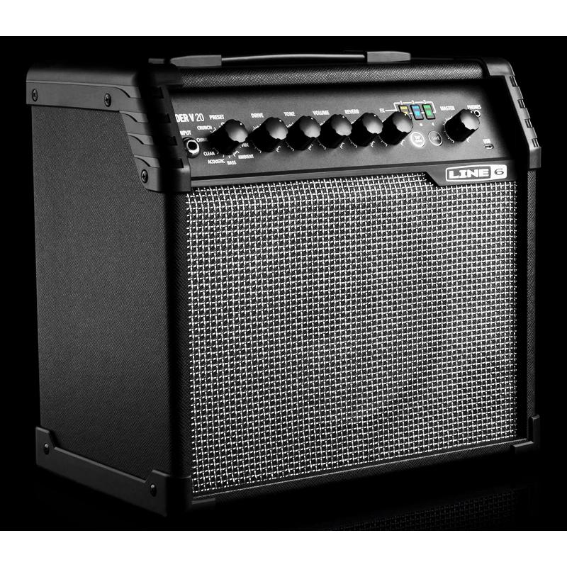 Line 6 Spider V 20 Guitar Combo_1556