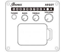 Ibanez AEB8E-BK  Acoustic Bass mit Pic up schwarz_1614
