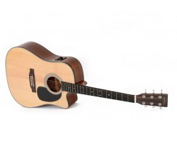 Sigma SG-DMC1STE+ Acoustic Guitar Fishman Isys+T_1631