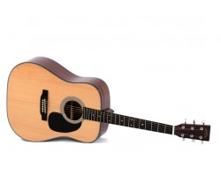 Sigma SG-DM1ST+ Acoustic Guitar_1639