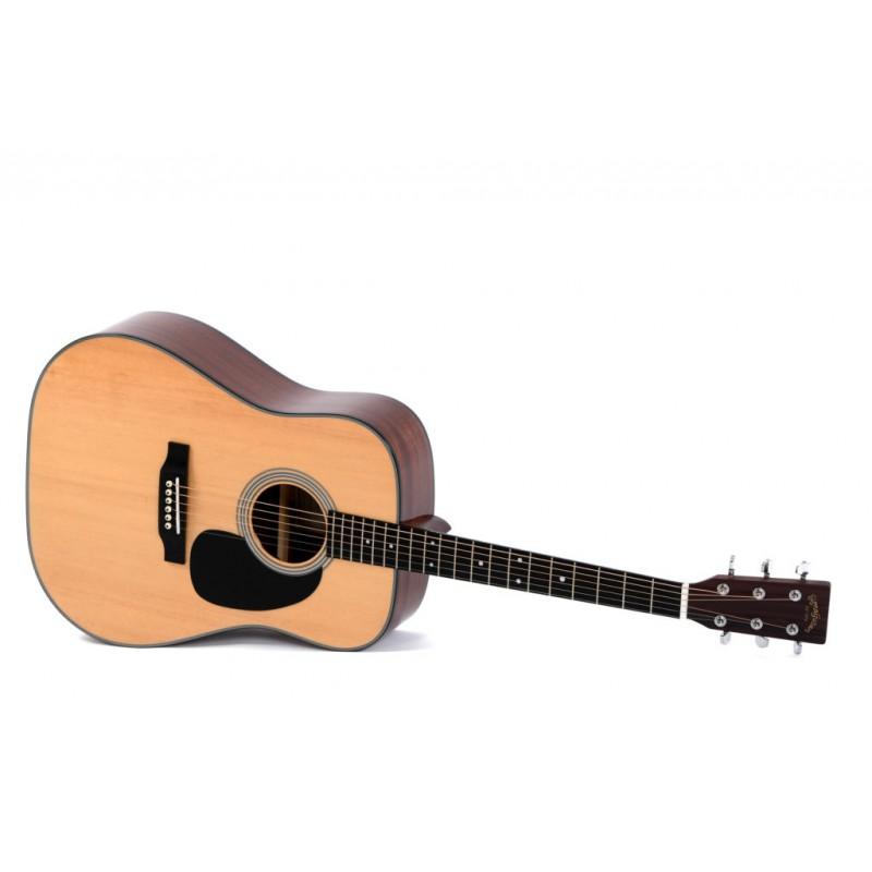 Sigma SG-DM1ST+ Acoustic Guitar_1639