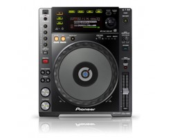 Pioneer CDJ-850-K  DJ CD-Player Schwarz_17