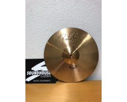 """Cymbal Paiste Dimensions Med. Raw Crash 18"""" Occ._1753"""
