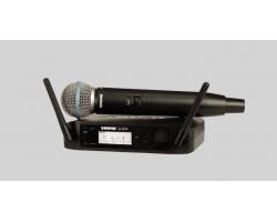 Shure GLXD24/B58A Funksystem mit Beta 58A Mikrofon_1964