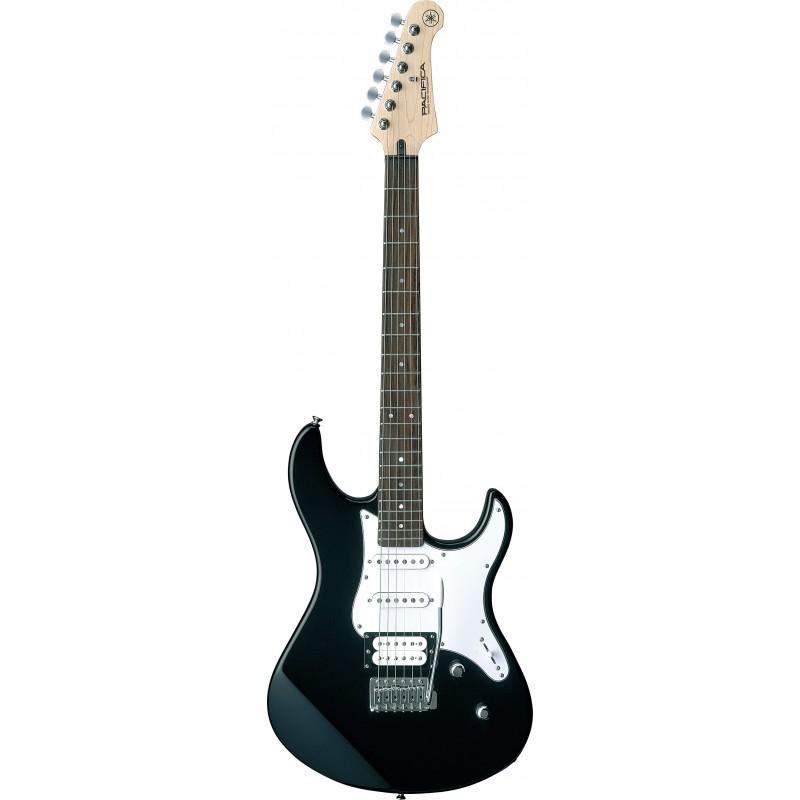 Yamaha Pacifica 112V BL E-Gitarre, Black_1987