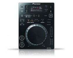 Pioneer CDJ-350 DJ Digital Multi-Player / Schwarz_1993