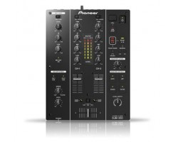 Pioneer DJM-350 DJ 2-Kanal-Mixer / Schwarz_2001