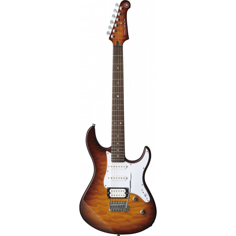 Yamaha Pacifica 212VQM TBS E-Gitarre,_2013