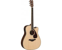 Yamaha FSX830C NT Acoustic Gitarre, Natural_2015