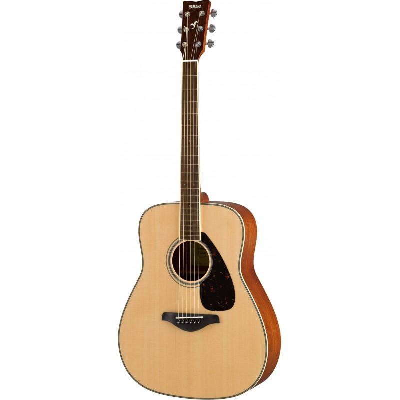 Yamaha FG820 NT Acoustic Gitarre, Natural_2017