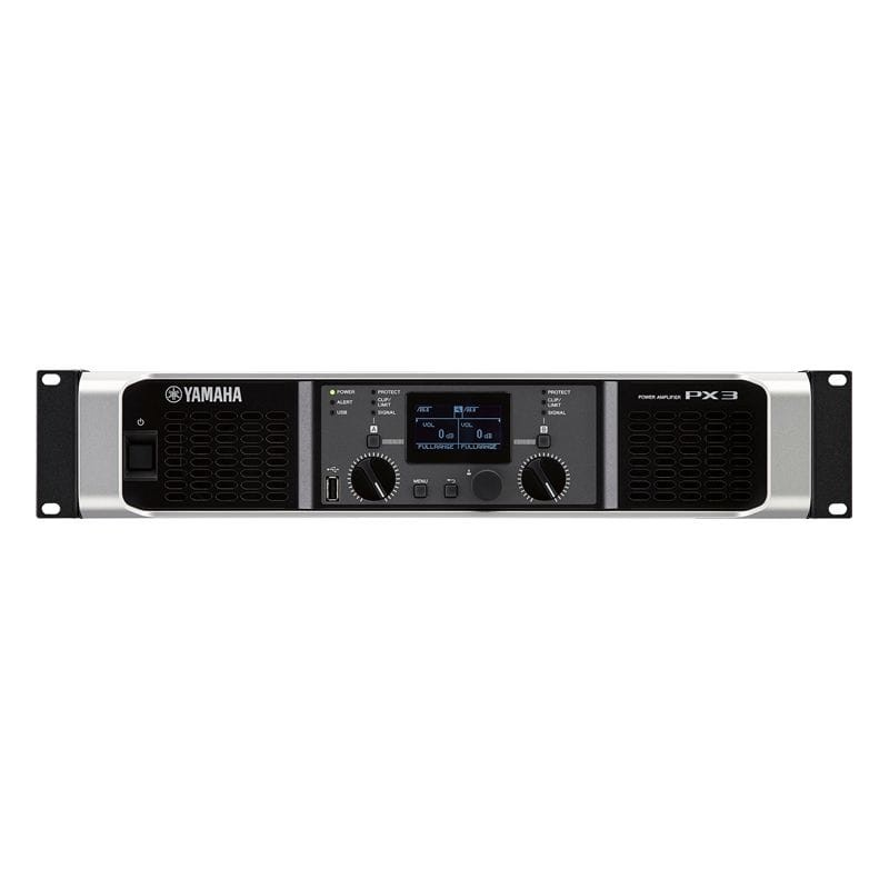 Yamaha PX3 Endstufe 2HE mit DSP_2021
