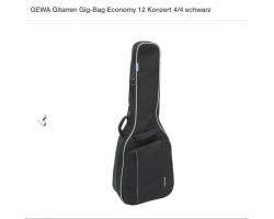 GEWA 212.100 Klassik Gig-Bag Economy 12 schwarz_2081