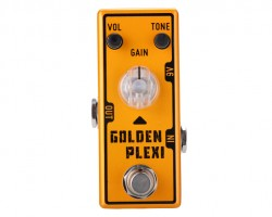 Tone City GOLDEN PLEXI DISTORTION Guitar-Effekt_215