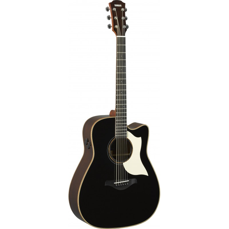 Yamaha A3R ARE Black Limited Acoustic Gitarre_2179