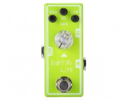 Tone City KAFFIR LIME OVERDRIVE  Guitar-Effektped_221