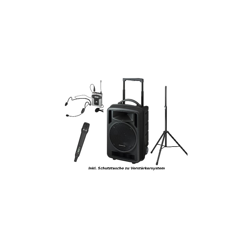 Monacor TXA Audio Bundle Akkubetriebenes System_2214