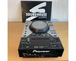 Pioneer CDJ 400 CD Player Occasion_2224
