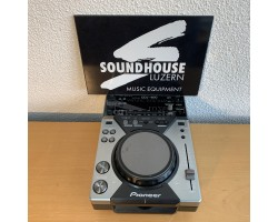 Pioneer CDJ 400 CD Player Occasion_2225