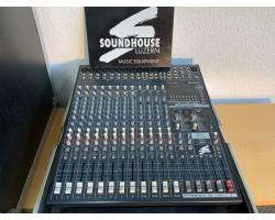 Yamaha EMX 5016CF Powermixer Occasion mit Fl.Case_2239