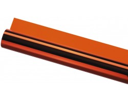 Monacor LCF-105/OR Farbfolie orange_2265
