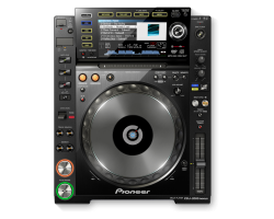 Miete CD Player Pioneer CDJ 2000NXS_2348