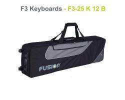 Fusion Keyboard 12 (76-88 keys) Keyboardbag&Rollen_2460