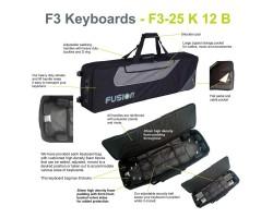 Fusion Keyboard 12 (76-88 keys) Keyboardbag&Rollen_2461