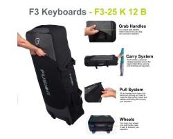 Fusion Keyboard 12 (76-88 keys) Keyboardbag&Rollen_2463