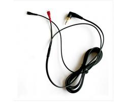 Sennheiser Anschlusskabel, 1,5 m, für HD25_2464