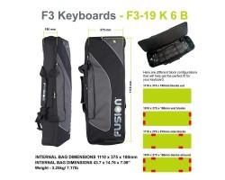 Fusion Keyboard 06 (61-76 keys) Keyboardbag_2478